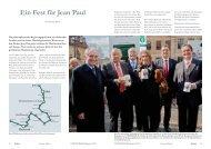 Ein Fest für Jean Paul - Jean Paul Wanderweg