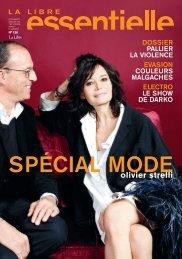 olivier strelli - Pr Jean-Yves Hayez