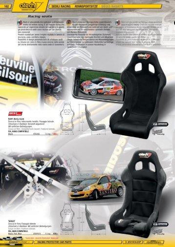 ATECH Racing seats - Jec Import SA