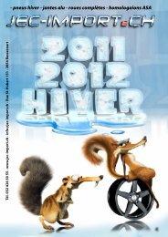- pneus hiver - jantes alu - roues complètes ... - Jec Import SA
