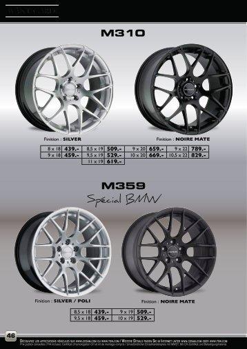 Spécial BMW - Jec Import SA