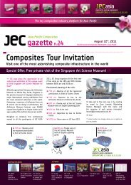 Gazette n°24 - JEC Group