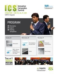 Download the program - JEC Group