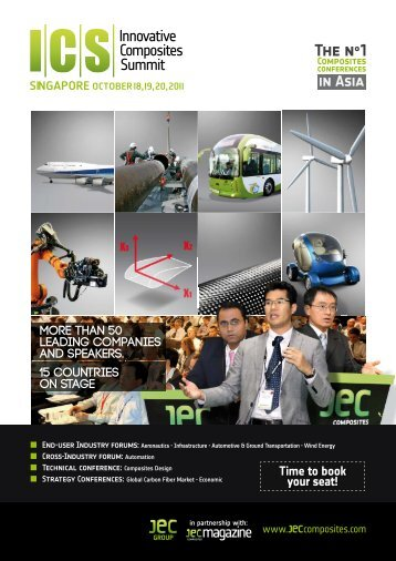 Programme Asia 2011.indd - JEC Group