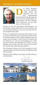 Programmheft 2013 - Jedermann - Seite 3