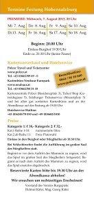Programmheft 2013 - Jedermann - Seite 5