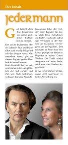 Programmheft 2013 - Jedermann - Seite 6