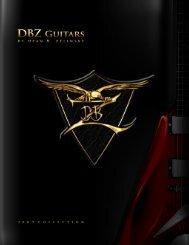2009 Guitar catalog - Jedistar