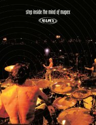 2004 Mapex catalog - Jedistar
