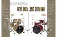 Gretch New Classic drum catalog 2006 - Jedistar