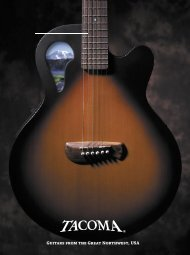 2005 Tacoma catalog - Jedistar