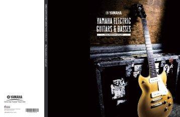 Yamaha guitar catalog 2012 - Jedistar