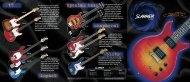 t5 blitz impact chaparral special bass - Slammer Guitars by Hamer