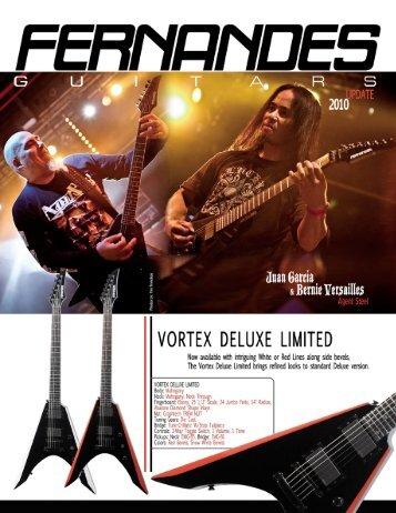 2010 Fernandes catalog - Jedistar