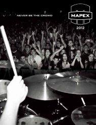 Mapex Drums and Hardware - Jupiter