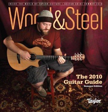 The 2010 Guitar Guide - Jedistar
