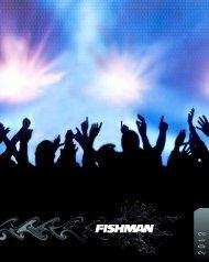 2012 Fishman product catalog - Jedistar