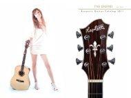 2011 Hagstrom acoustic catalog - Jedistar