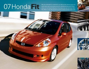 In A Honda - Jeff Young Design