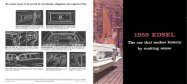 1959 Ford Edsel Wagons Brochure Excerpt - Jeff Young Design