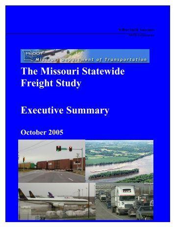 MO Freight Executive Summary