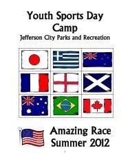 Youth Sports Camp - City of Jefferson City