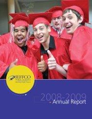 Annual Report 2008-09 - JEFFCO Public Schools