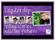 October All Leadership - JEFFCO Public Schools