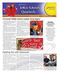 May 2012 - JEFFCO Public Schools