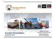 1400 Wed 3 Hornbeck Offshore Service VerF - Jefferies