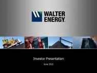 Investor Presentation - Jefferies