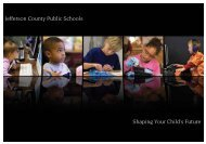 Jefferson County Public Schools Shaping Your Child's Future