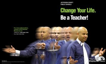 ACES Program Brochure - Jefferson County Public Schools
