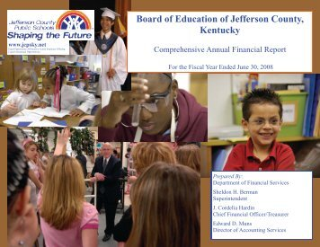 Board of Education of Jefferson County, Kentucky