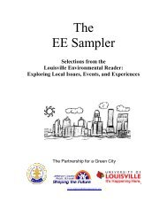 The EE Sampler - Jefferson County Public Schools
