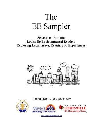 The EE Sampler - Jefferson County Public Schools