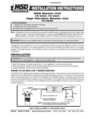 msd 8202 ignition coil installation instructions jegs?quality=85 msd pulse ignition for harley davidson�\u201a�� zodiac msd 7al-2 wiring diagram 7220 at creativeand.co