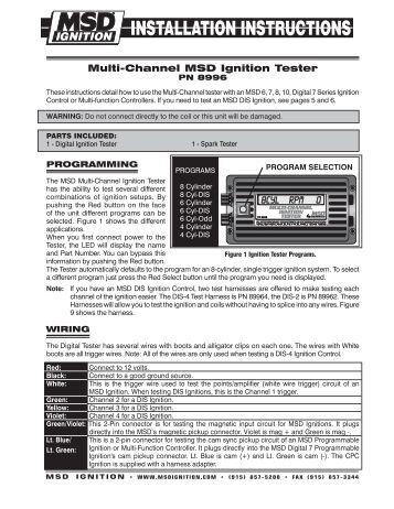 msd 7al 2 ignition pn 7220 7224 7226 7250 pirate4x4 com. Black Bedroom Furniture Sets. Home Design Ideas