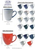 JEM Custom Printed Mugs - JEM Promotional Products - Page 2