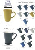 JEM Custom Printed Mugs - JEM Promotional Products - Page 3