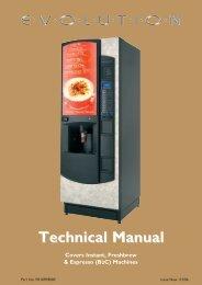 Evolution Technical Manual - Jemphrey