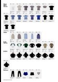 American Apparel clothing wholesale catalogue - JEM Promotional ... - Page 6