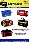 Soccer Gear - JEM Promotional Products - Page 6