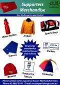 Soccer Gear - JEM Promotional Products - Page 7