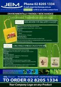 Environmentally Sustainable MERCHANDISE - JEM Promotional ... - Page 5
