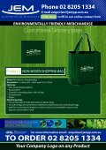 Environmentally Sustainable MERCHANDISE - JEM Promotional ... - Page 6