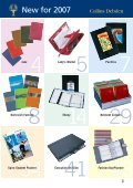 Collins Debden Custom Diaries - JEM Promotional Products - Page 3