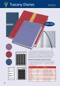 Collins Debden Custom Diaries - JEM Promotional Products - Page 6