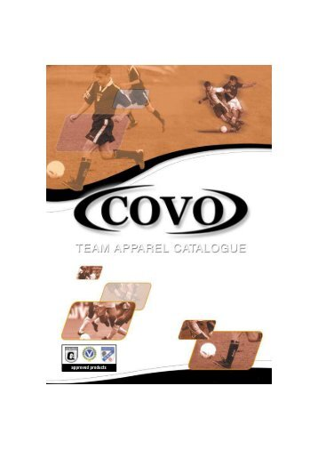 Covo Sports - JEM Promotional Products
