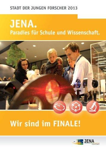 Wir sind im FINALE! - Jena